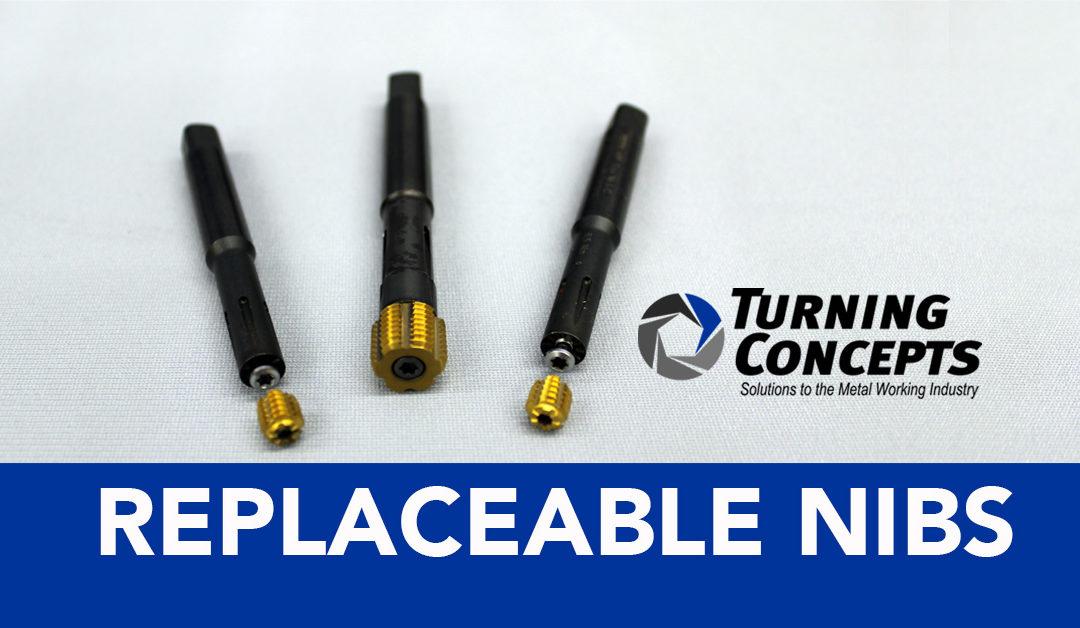 Replaceable Carbide Form Taps